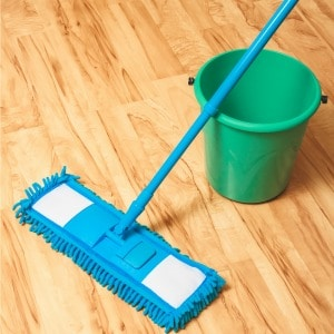 Can you use Swiffer on laminate floors? Washing laminate floors without streaks, cleaning laminate floors with vinegar, how to make laminate floors shiny, how to disinfect laminate floors, and more.