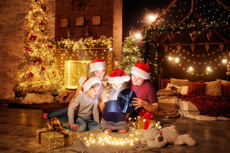 Fun, creative Santa's grotto ideas to turn any home or room into a magical stop at the North Pole.