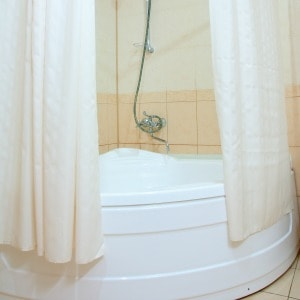 How To Clean Rusty Colored Shower Curtains