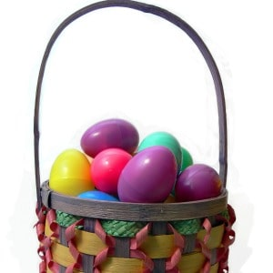 Easy DIY Easter basket ideas broken down by age groups for all your friends and family. From toddlers to teens to adults, there is an idea for everyone.