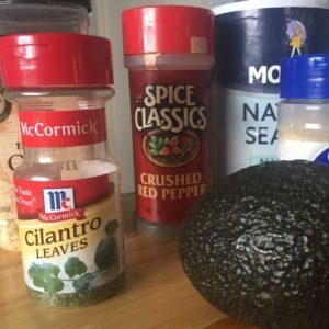 Guacamole Seasoning Mix