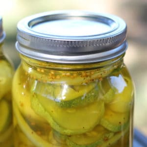 How to can bread and butter pickles. Step by step boiling water canning for beginners.