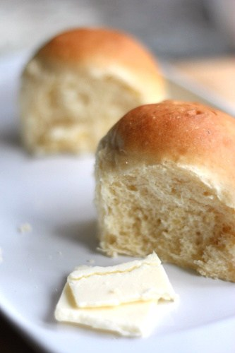 Easy recipe for making homemade Hawaiian sweet rolls from scratch.