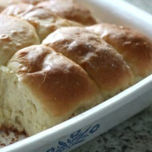 Try my recipe for the best no knead dinner rolls. One of my favorite baking recipes!