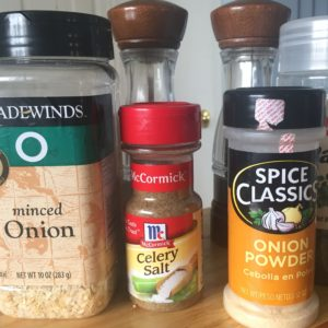 You can make your own homemade onion soup mix for casseroles, soup, or dip with just a couple easy ingredients.