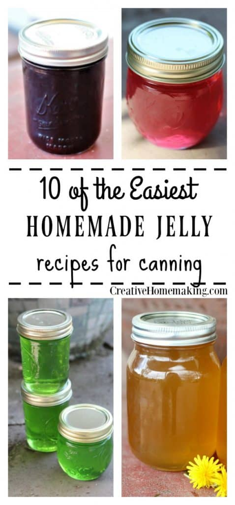 10 easy homemade jelly recipes for canning