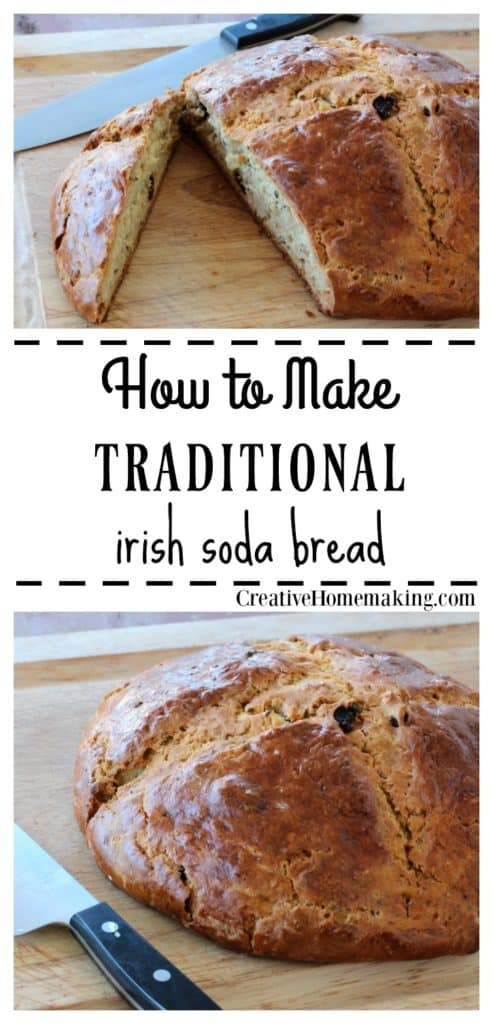 Traditional Irish soda bread recipe featuring buttermilk, caraway seeds, and raisins. Learn the difference between Martha Stewart's soda bread recipe and Safeway's soda bread recipe, the history of Irish soda bread, and more.