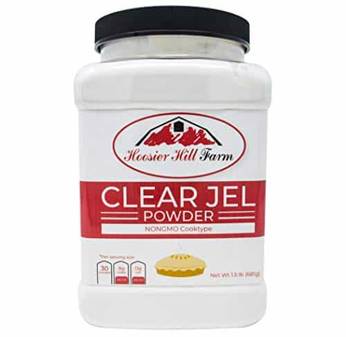 Hoosier Hill Farm Clear Jel, 1.5 Lbs.