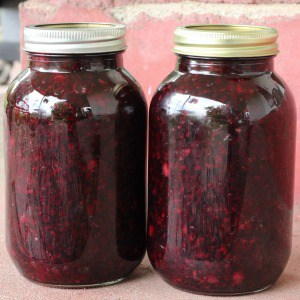 My favorite recipe for canning blackberry pie filling, the best homemade pie filling you'll ever make from fresh blackberries.
