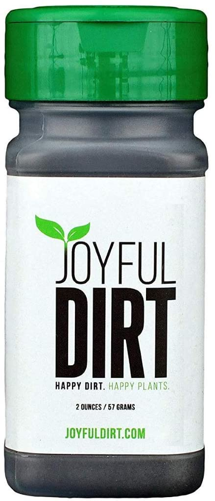 Joyful Dirt Premium Concentrated All Purpose Organic Plant Food and Fertilizer