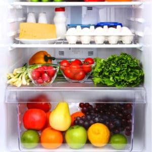 Easy DIY tips for getting a rotten smell out of the fridge once and for all!