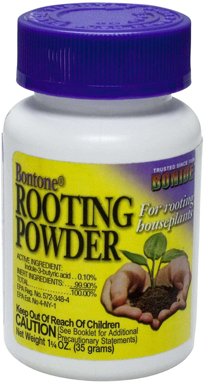Bonide BND925 - Bontone II Rooting Powder, Hormone Root Fertilizer 1.25 Oz